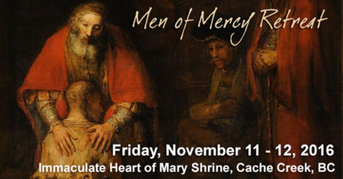 Men of Mercy Retreat image